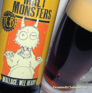 FCB Wallace Wee Heavy close-up