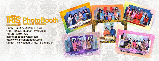 Jasa Photo Booth Jakarta