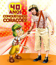 CHAVES 40 ANOS