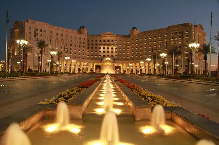Passion For Luxury The Ritz Carlton Riyadh Saudi Arabia