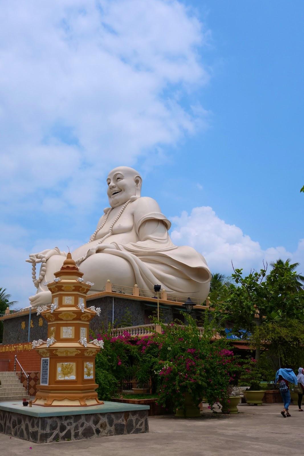 Lucky Buddha Vietnam 2015