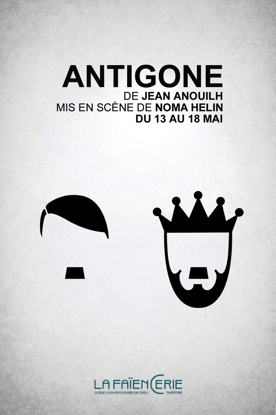 antigone creon comparison essay Similarly, creon was warned by tiresias in antigone of the trouble that was to result from his injustice if he tried to make amends, however low he's fallen, and stops his bullnecked ways stubbornness brands you for stupidity-pride is a crime (sophocles 112.