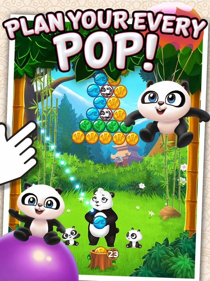 Panda Pop App iTunes App By SGN - FreeApps.ws