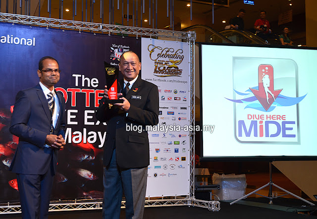 Malaysia International Dive Expo 2015 Launching