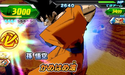 Dragon Ball Heroes: Ultimate Mission (Gokou)