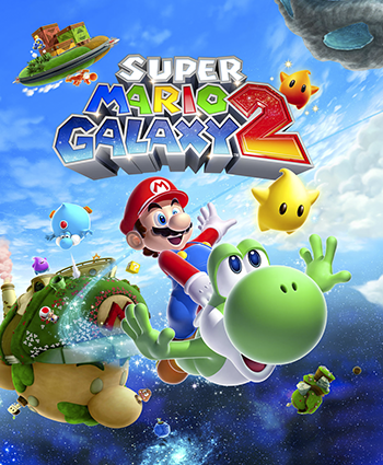 Descargar Super Mario Galaxy 2 [PC] [Full] [1-Link] [Español] Gratis [MEGA]