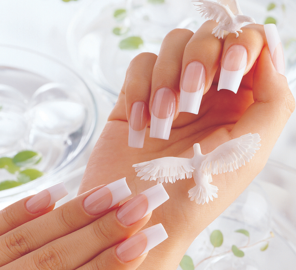 Nail manicure coupons