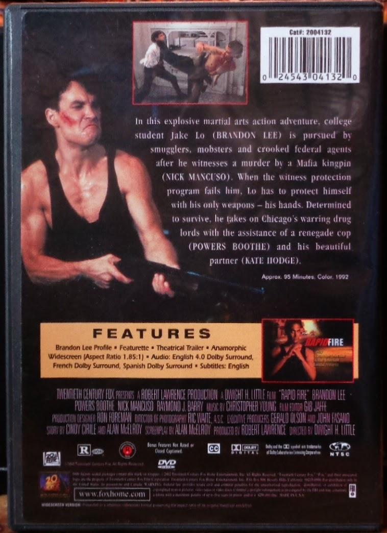 rapid fire 1992 trailer