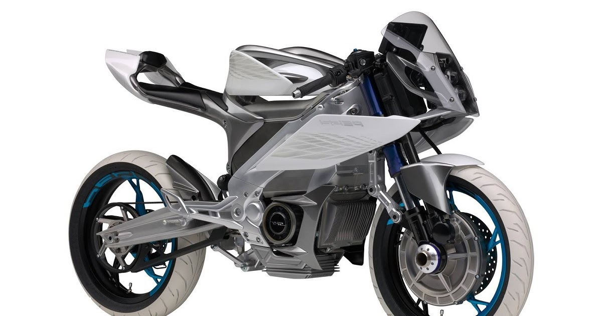 Car reviews new car pictures yamaha to debut 2wd for Electric yamaha motorcycle
