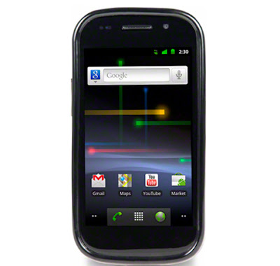 Next Google Nexus 4G