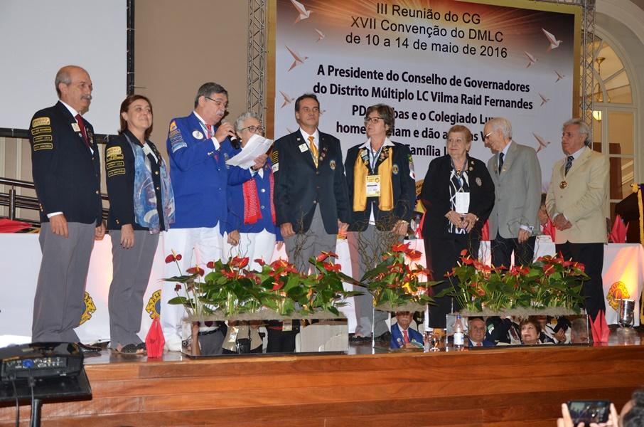 17a. CONVENÇÃO DMLC 2015/2016