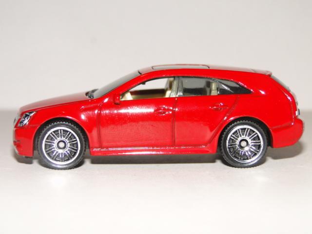 Modelo: 2010 Cadillac CTS Wagon