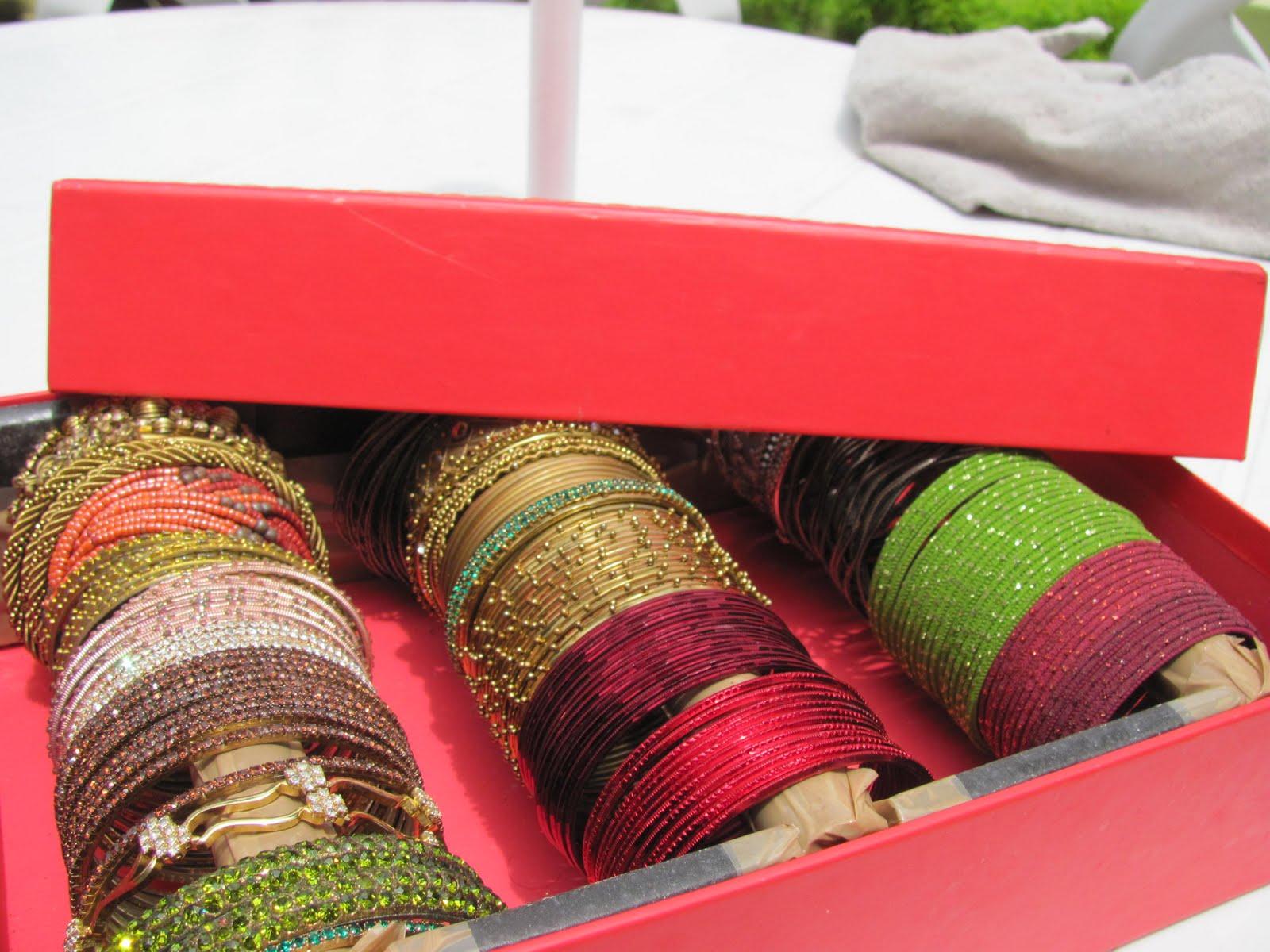 Bangle Box & Experiments!: Bangle Box
