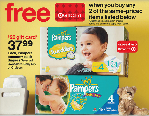 Online coupons for target diapers