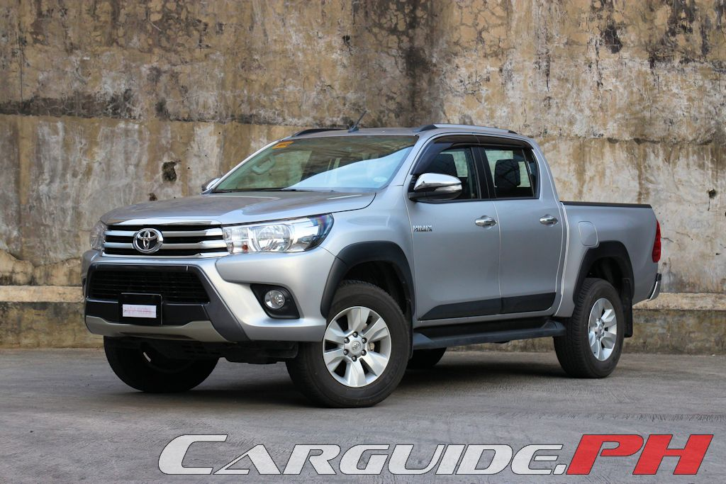 review: 2015 toyota hilux 4x2 g m/t | carguide.ph - philippine car