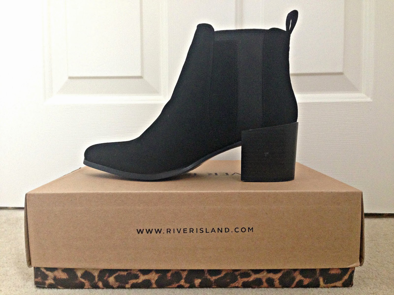 River Island Ankle Boots