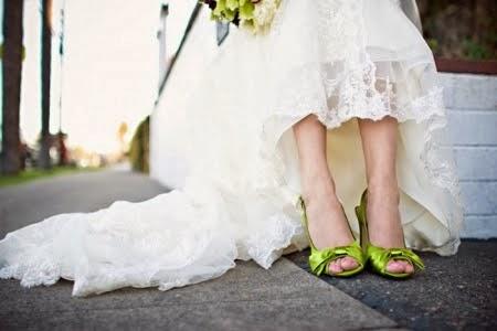 Asombrosos zapatos de novia | Moda y Tendencias