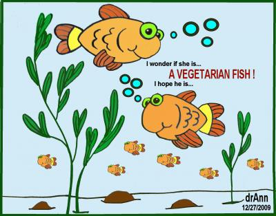 Funny veg n pictures and comics page 27 veggieboards for What is a vegetarian that eats fish