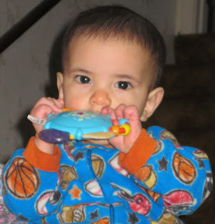 Nuby Look At Me Mirror Toy and Teether