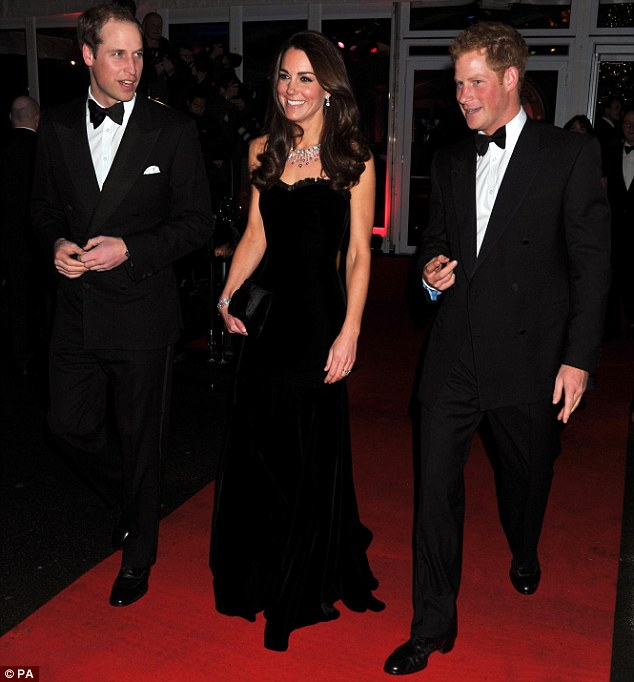 Kate middleton dazzles in alexander mcqueen dress images