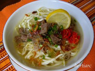 Resep Masakan kali ini menyajikan kuliner khas kota Bandung yakni Mie