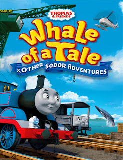 Thomas and Friends: Whale of a Tale and Other Sodor Adventures (2015)