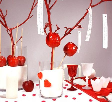 Decoramos para San Valentín