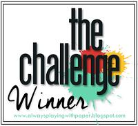 11/09/15 Winner! Yippee!