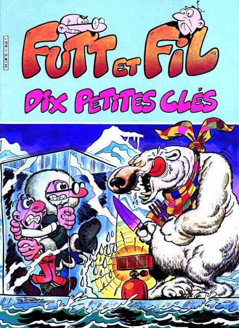 Futt et Fil - 1 - juillet 1984. F. Ibañez