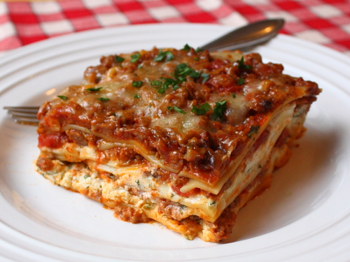 Food Wishes Video Recipes: What About Lasagna?