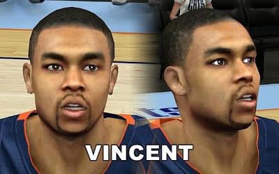 NBA 2K13 Charlotte Bobcats Ramon Sessions Cyberface