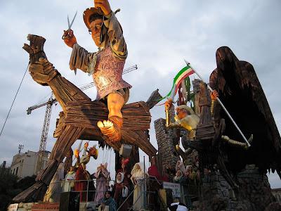 Carneval Viareggio