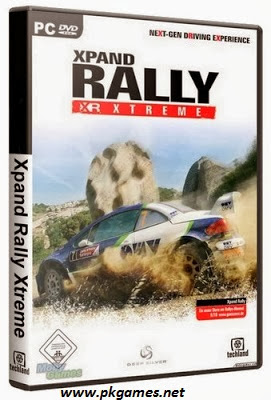 Xpand Rally Xtreme PC Game Fully Compressed