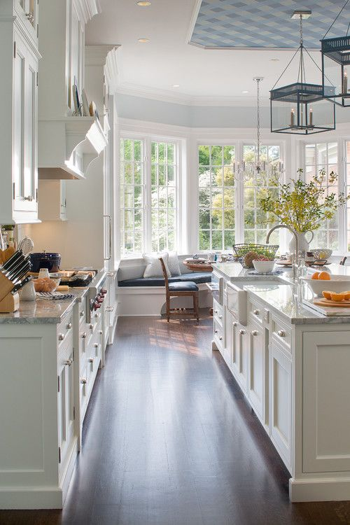 Coastal Style Hamptons Kitchens