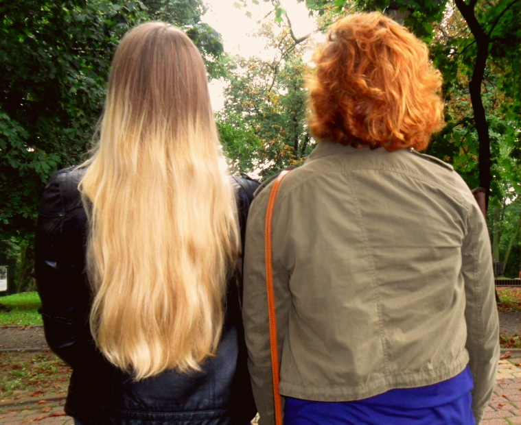 Ania i Shirley