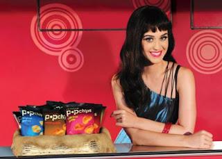 Katy Perry Scores Popchips Gig » Gossip | Katy Perry