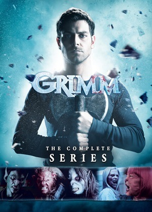 Grimm - Contos de Terror - Todas as Temporadas Completas Séries Torrent Download capa
