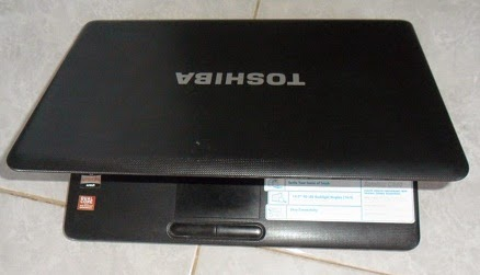 Toshiba C640d AMD 500Gb