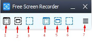 free screen recorder tools