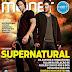 Supernatural na Capa de Fevereiro da Revista Monet