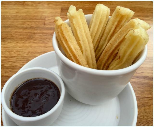 The Beagle, Chorlton - Churros