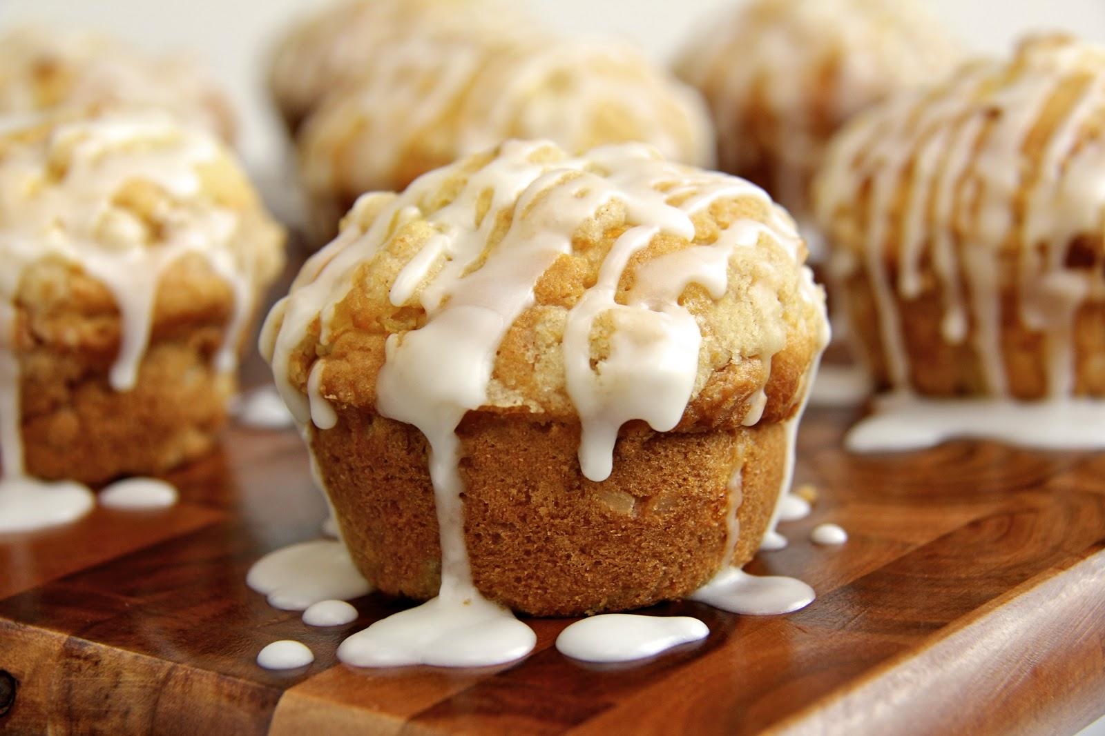 Pineapple Muffins Recipe — Dishmaps
