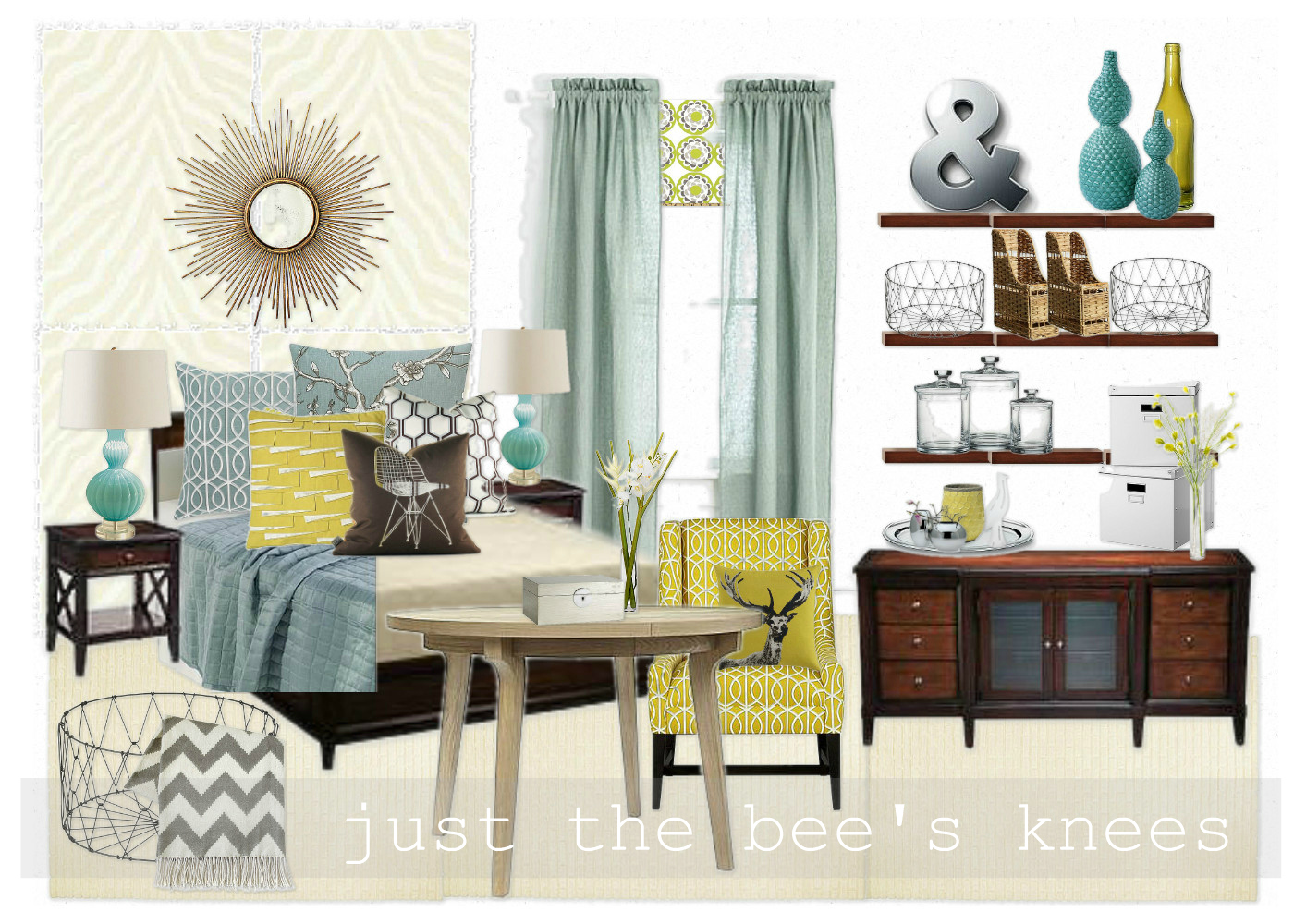 Just The Bee 39 S Knees Feature Unexpected Elegance