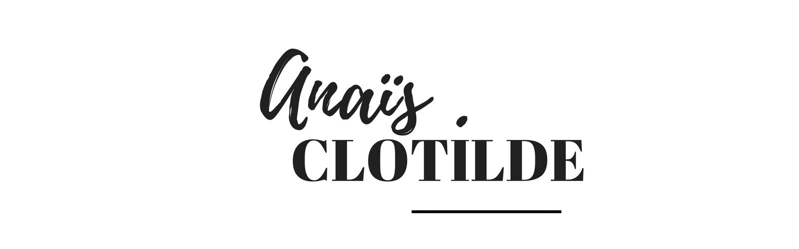 ANAÏS x CLOTILDE