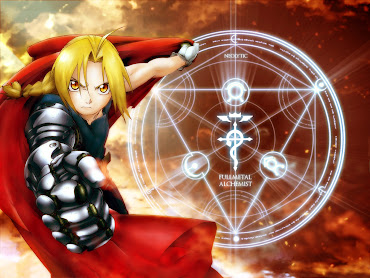 #3 Full Metal Alchemist Wallpaper