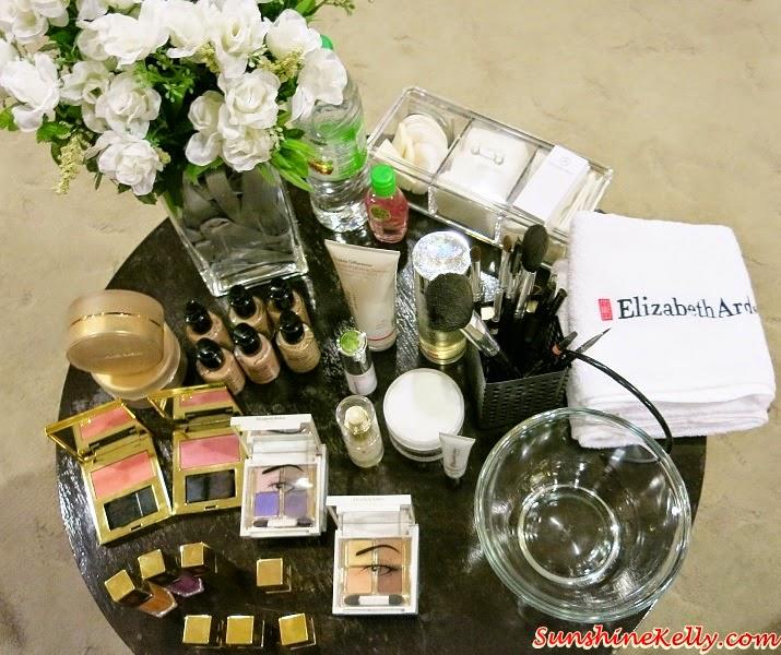 Elizabeth Arden Flawless Future Powered by Ceramide, Caplet Serum, Moisture Cream SPF30, Non-SPF, Eye Gel, Elizabeth Arden Beauty Workshop