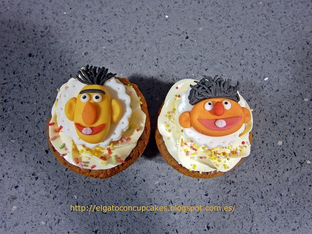 cupcakes Epi y Blas