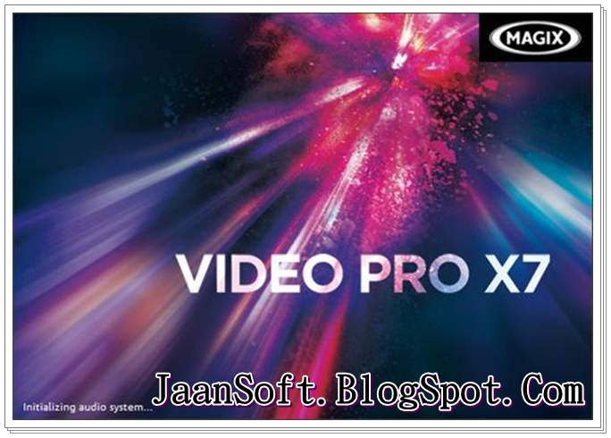 MAGIX Video Pro X 7 14.0.0.96 For Windows Download