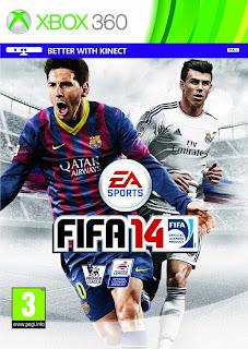 FIFA 14 Nueva portada