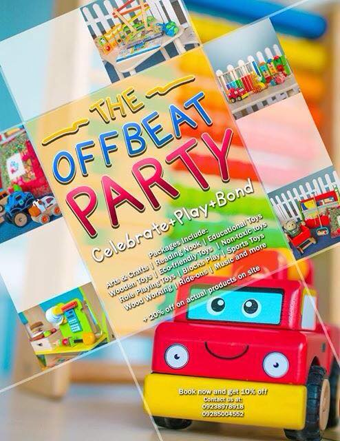 The Offbeat Party Manila